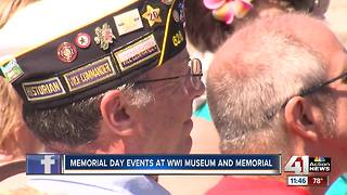Memorial Day events at WWI Museum and Memorial - Video