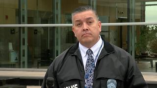 Thornton police news conference on Walmart shooting - Video
