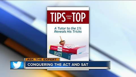 Ask the Expert: Conquering the ACT and SAT