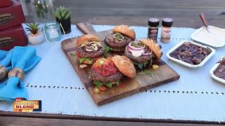 Delicious Burgers With Omaha Steaks - Video