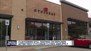 Customers still waiting on refunds after Troy cyclebar closes abruptly