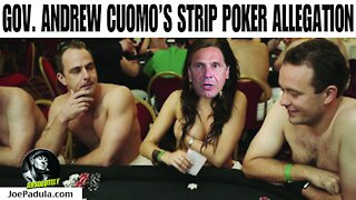 Does Governor Andrew Cuomo Play Strip Poker?