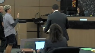 Sheriff's deputy on trial for reckless driving - Video