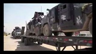 Iraqi Troops Head to Tal Afar City in Major Offensive Against Islamic State - Video