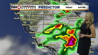 FORECAST: Hot and Humid with Scattered Storms - Video