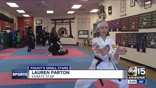 Meet this 10-year-old karate phenom - Video