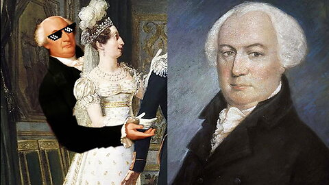Gouverneur Morris | The Wildest Founding Father Of Them All