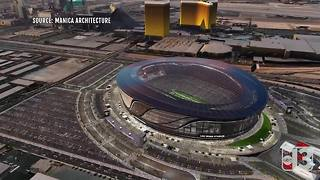 UPDATE: NFL owners approve Raiders Las Vegas stadium lease - Video