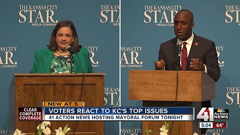 Poll: Voters say Troost divide biggest issue for next mayor