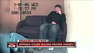 Federal appeals court upholds overturned Dassey conviction - Video