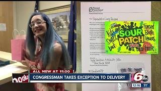 Indiana congressman calls letter comparing Sour Patch Kids to forced birth