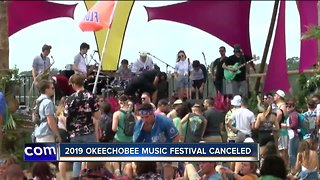 Okeechobee Music Festival won't be held in 2019