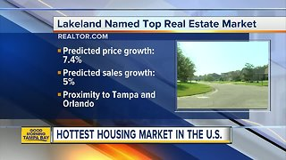 Lakeland named number one place to buy home