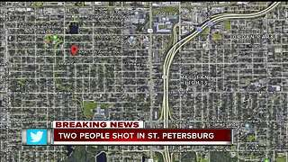 20-year-old killed in St. Petersburg double shooting - Video