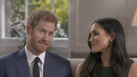 Here's the Story of How Prince Harry Proposed to Meghan Markle