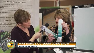 WNY Home and Outdoor Living Show - Decorate and Stage