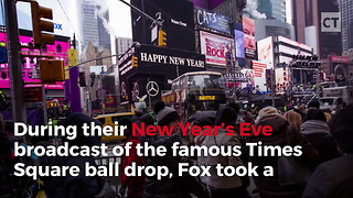 Fox News Teases Kathy Griffin in New Year's Coverage - Video