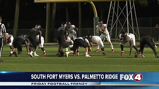 South Fort Myers High pulls off win against Palmetto High