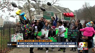 Family wants justice for Lorenzo Hudson