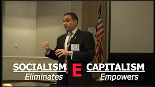 How Socialism Eliminates Your Potential and How Capitalism Empowers it...