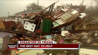How Northeast Ohio residents can help Texas flood victims through donations - Video
