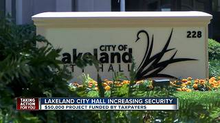 Security audit leads Lakeland City Hall to upgrade system - Video
