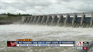 Releases from South Dakota dam prompt renewed flood concerns for Missouri farmers