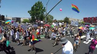 San Diego Pride 5K, Parade and Festival happening - Video