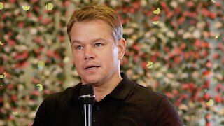 Matt Damon Reveals His Daughter Has Recovered From COVID-19