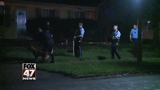 Lansing police investigating deadly shooting - Video