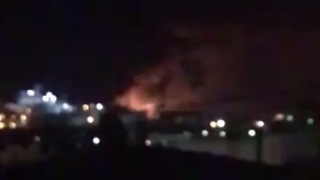 Fire Breaks Out at Chevron Refinery After Reported Explosion - Video