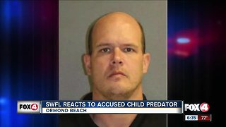 SWFL reacts to accused child predator