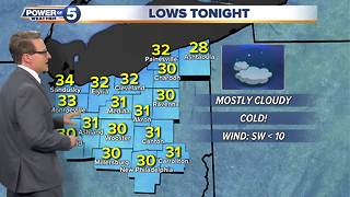 Tuesday weather - Video
