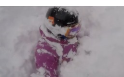 Dramatic Snowboarder Rescue Caught On GoPro Video In British Columbia - Video
