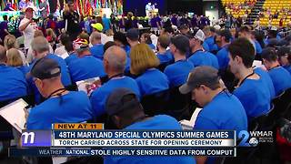 48th Maryland Special Olympics Summer Games - Video