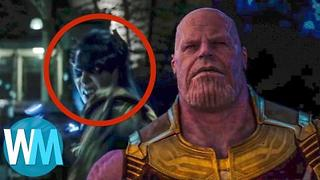 Top 3 Things You Missed in the Avengers: Infinity War Trailer! - Video