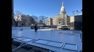A perfect weekend for Lansing's winterfest