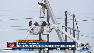 Power outage in Overton, Mesquite & surrounding areas affecting businesses