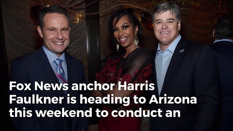 Harris Faulkner Heading to Arizona To Shine Light on Nation's Immigration Debate and Midterms
