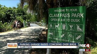 Proposed parking garage for Clam Pass Park concerns Audubon Society