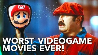 10 Worst Video Game Movies - Video