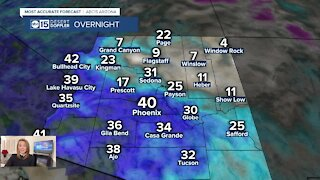 MOST ACCURATE FORECAST: Cold night ahead, 30s in the Valley