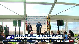 Three companies moving headquarters and operations to Port Covington