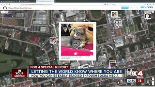 Invasion of Privacy: We found your home address through photos of your cat - Video