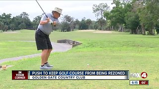 Golden Gate pushes for municipal golf course