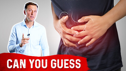 Most Common Sign of Low Stomach Acid is...
