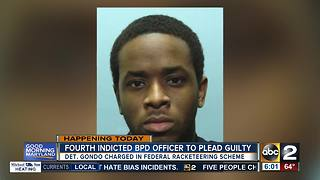 Fourth Baltimore police officer to plead guilty - Video