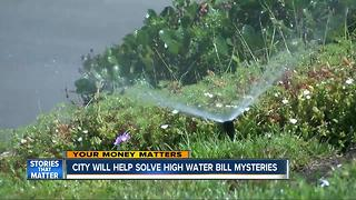 City of San Diego will help investigate your high water bills - Video