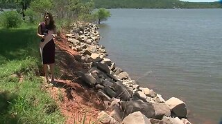 Campsites reopen at Lake Eufaula after flood damage