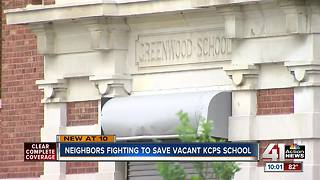 Residents rally to save Greenwood Elementary